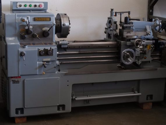 Hwacheon Lathe