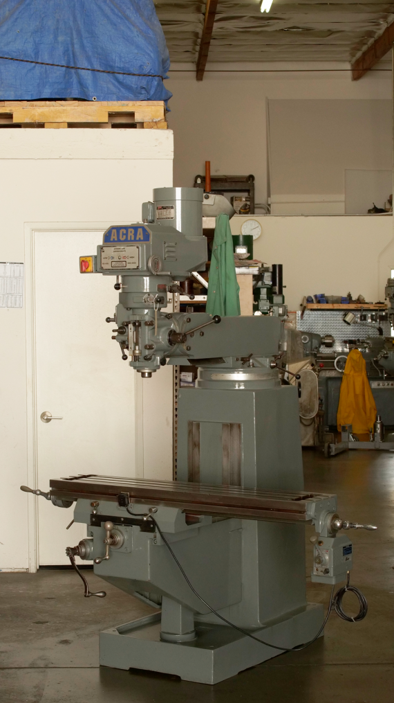 Acra Mill SN14974120641