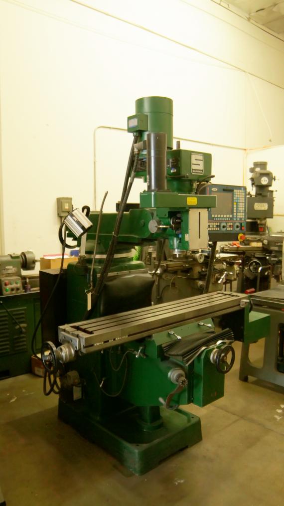 Summit CNC Mill SN6161