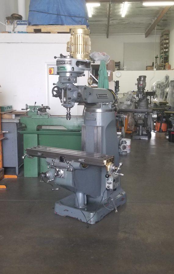 Frejoth J Head Vertical Milling Machine